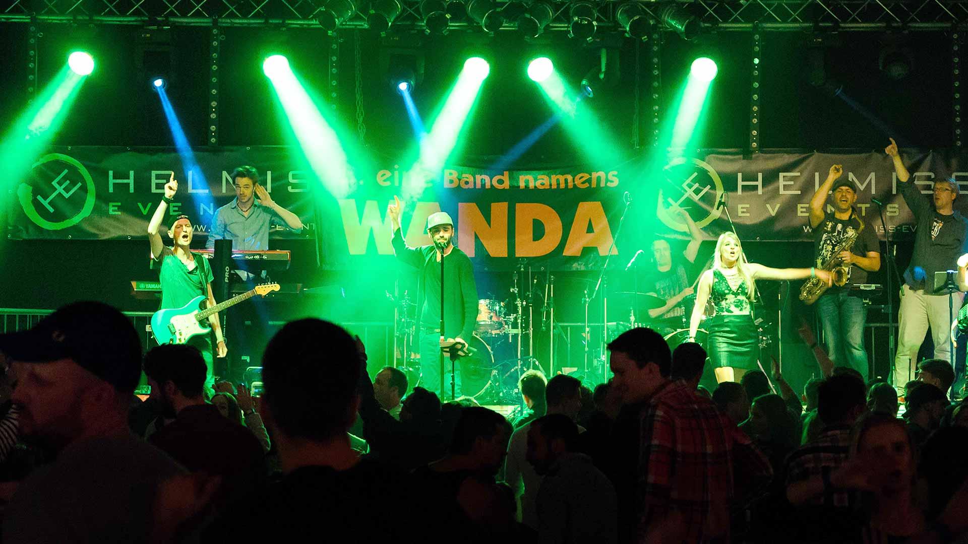 …eine Band namend WANDA